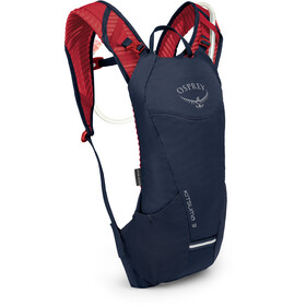 Osprey Kitsuma 3 Hydration Backpack Blue Mage